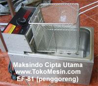 Elektrik Deep Fryer 3