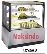 Mesin Cake Showcase 7