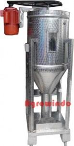 Mesin Mixer Powder Vertikal  3