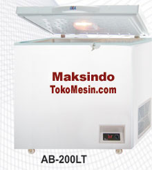 Low Temperatur Freezer 2
